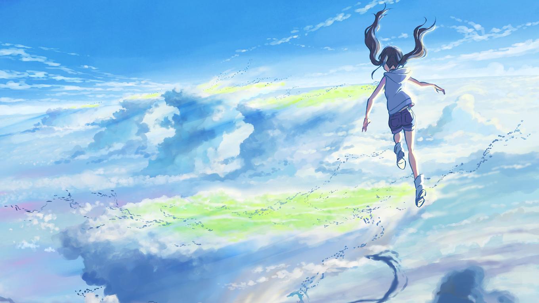 『天気の子』新海誠が描く、少年少女の運命の選択と美しく切ない恋の物語を動画配信で見るならおすめのVOD!